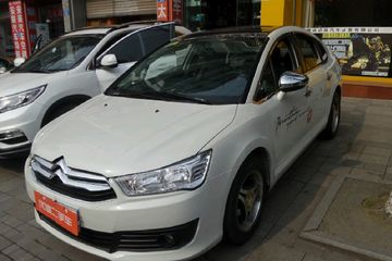 雪铁龙 世嘉三厢 2013款 1.6 自动 品享型