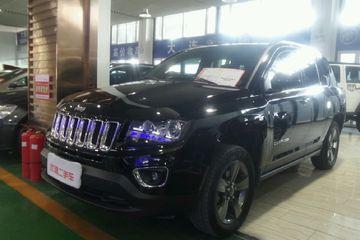 Jeep 指南者 2014款 2.4 自动 舒适版四驱改款