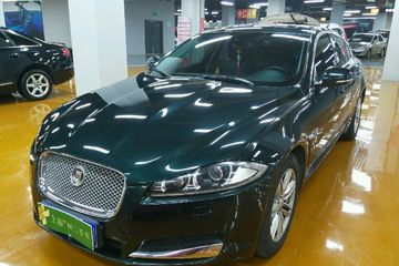 捷豹 XF 2013款 2.0T 自动 风华版