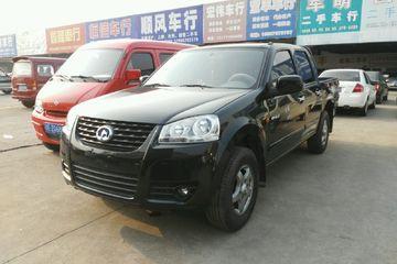 长城 风骏 2013款 2.8T 手动 欧洲小双排精英型后驱 柴油