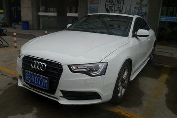 奥迪 A5-Coupe 2012款 2.0T 自动 TFSI