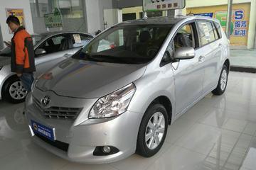 丰田 逸致 2012款 1.8 自动 G舒适多功能版7座