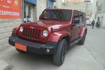 Jeep 牧马人 2013款 3.6 自动 Sahara四门