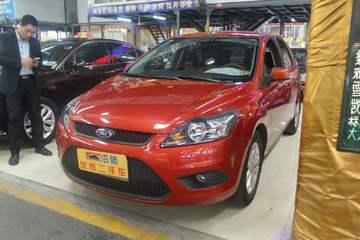 福特 福克斯两厢 2013款 1.8 自动 经典基本型