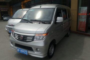 北京汽车 威旺206 2013款 1.0 手动 加长乐业型