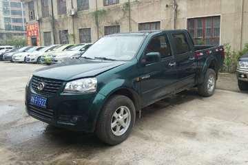 长城 风骏 2011款 2.8T 手动 公务版大双精英型四驱 柴油