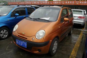 雪佛兰 乐驰 2006款 1.0 手动 基本型