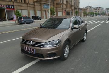 大众 宝来三厢 2013款 1.6 自动 舒适型