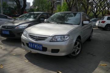海马 海福星 2007款 1.6 手动 GL标准型